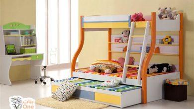 أفضل افكار غرف اطفال ضيقة مبتكرة