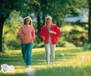 فوائد المشي 45 دقيقه يوميا