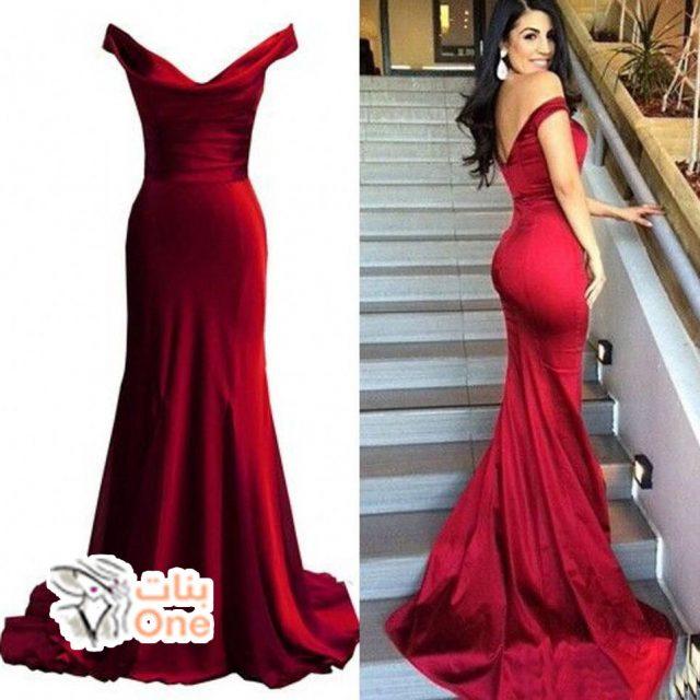 كيف تختاري فستان سهرة طويل يناسب شكل جسمك!