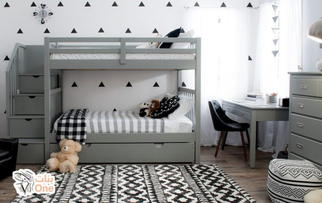 ديكورات في غرف نوم اطفال مودرن 2020