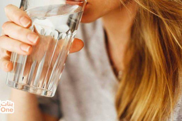 ما فوائد الماء لجسم الانسان