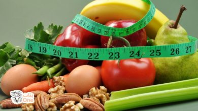أفضل اكل دايت لزيادة الكتلة العضلية