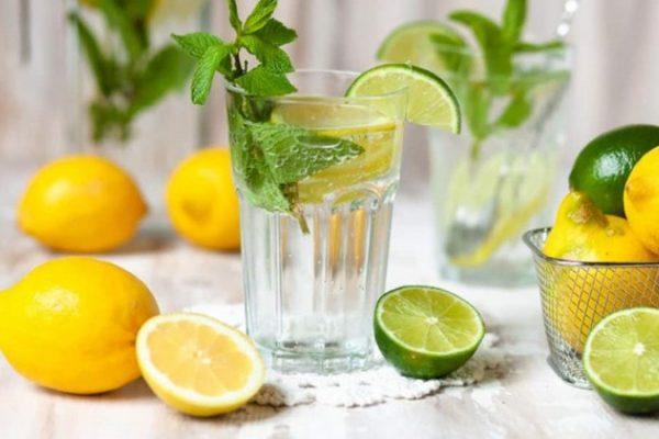 ما فوائد الليمون مع الماء الساخن
