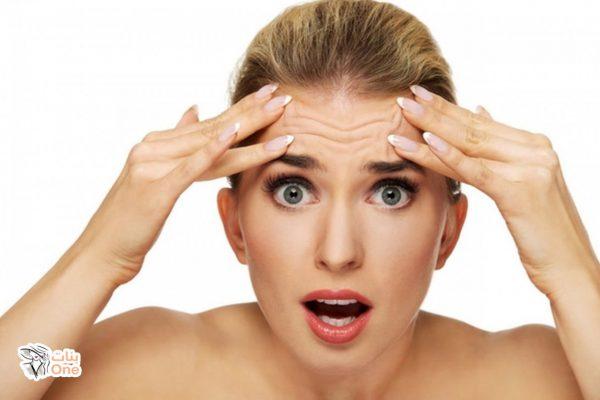كيف تزيل التجاعيد من الوجه نهائياً؟