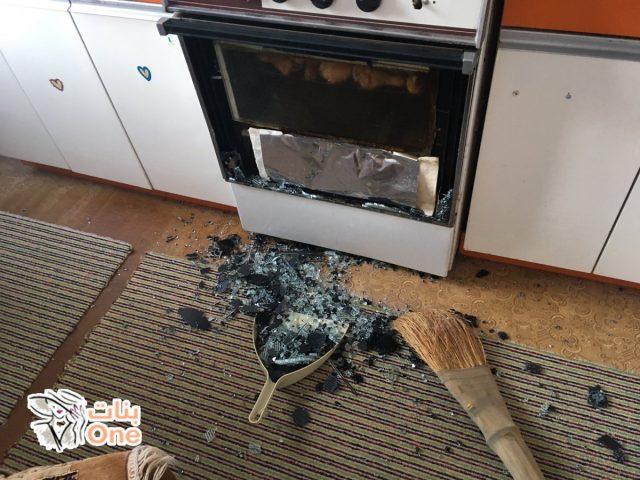 أسباب انفجار زجاج البوتاجاز