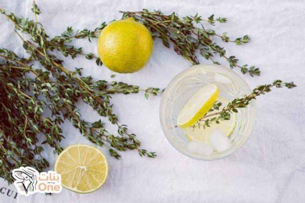 فوائد شرب الزعتر الصحية