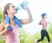 كيفية انقاص الوزن بالماء ودوره في حرق الدهون