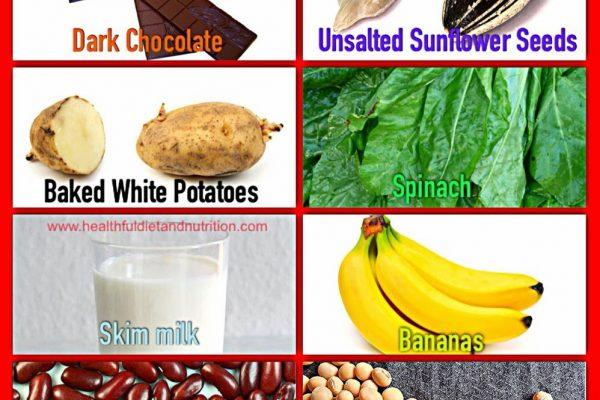 الأطعمة التي تساعد على انقاص الوزن حسب فصيلة الدم