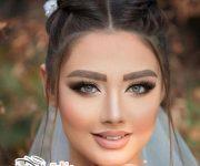 طريقة عمل مكياج عروس بالصور