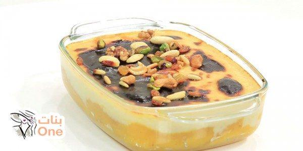 طريقة عمل صينية بطاطا حلوة في الفرن
