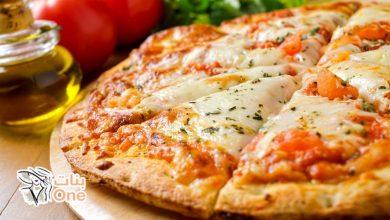 ما طريقة عمل البيتزا