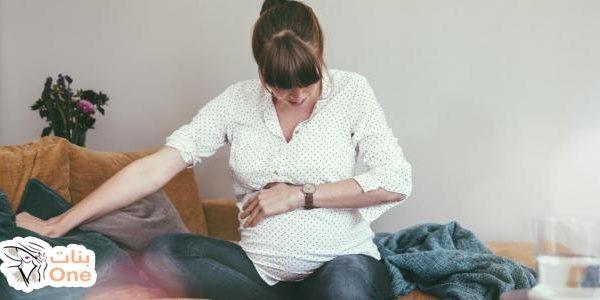 أسباب وجع اسفل البطن للحامل