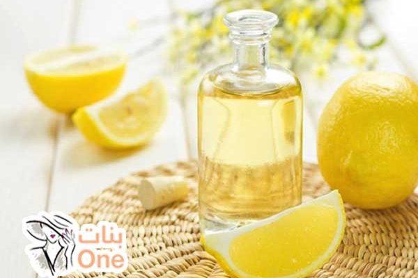 خلطة الجلسرين والليمون لتبييض الجسم والبشرة