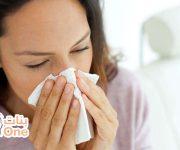 علاج سريع للزكام في البيت