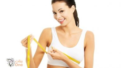 تخسيس وشد الثدي في 6 خطوات
