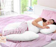 أضرار النوم على الظهر للحامل
