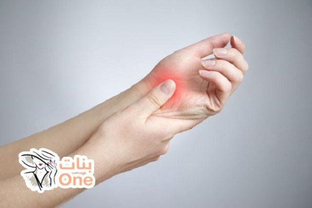ما أسباب ألم اليد اليسرى