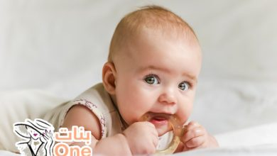 ما هي علامات التسنين لدى الرضع