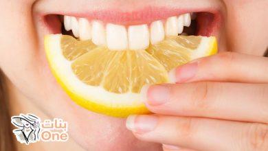 تعرفي على أضرار الليمون على الأسنان