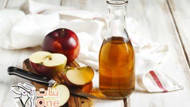 أضرار خل التفاح للشعر بالتفصيل
