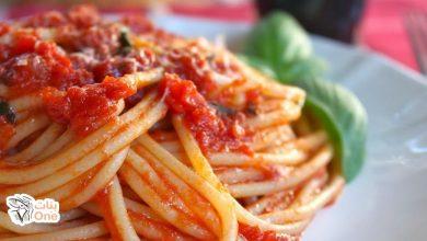 طريقة عمل المكرونة الإيطالية