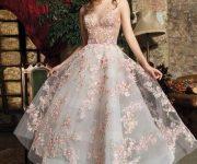 اجمل فستان سهرة لربيع وصيف 2020