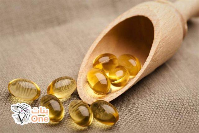 فوائد كبسولات فيتامين e للبشرة والشعر