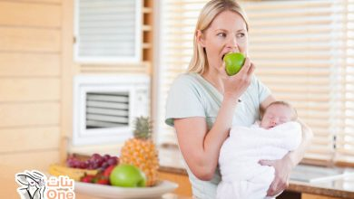 رجيم صحي للمرضعات