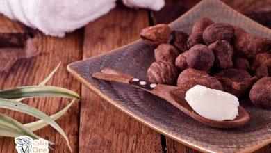 فوائد زبدة الكاكاو الخام للجلد