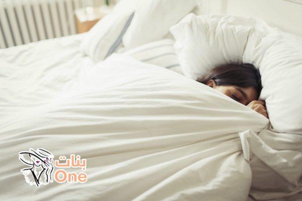 ما أسباب النوم الكثير بنات One