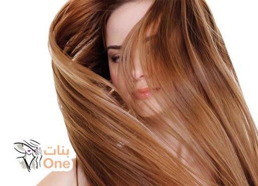 كيف أحصل على شعر أشقر طبيعياً