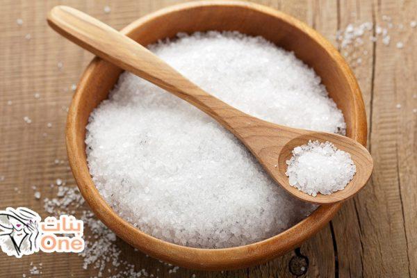 فوائد الملح للشعر لن تتوقعيها!