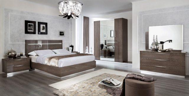 أجمل غرف العرسان وديكورات غرف نوم 2020