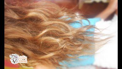 خلطات تفتيح لون الشعر طبيعياً وبدون صبغات