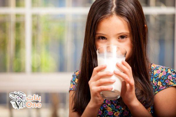 فوائد شرب الحليب يومياً