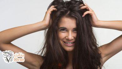 كيف أجعل شعري ثقيل وطويل؟