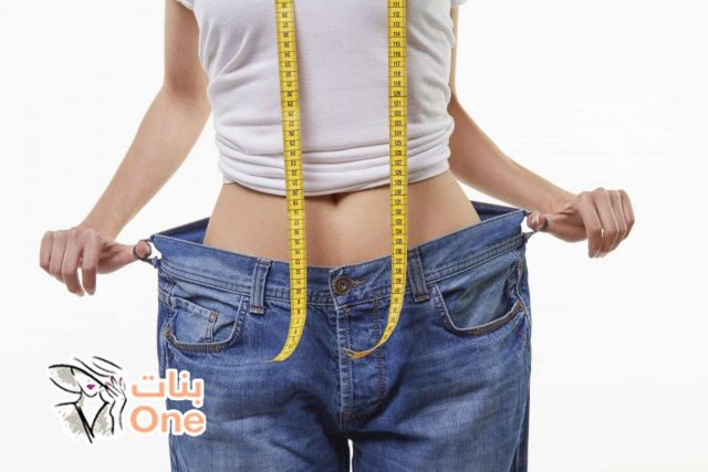 كيفية خسارة الوزن في شهر
