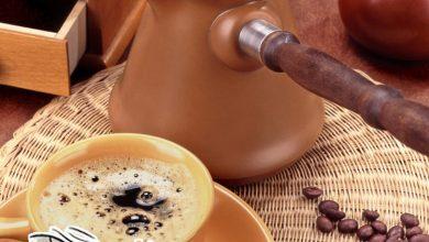 طريقة عمل القهوة التركيه بالحليب