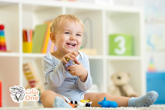 كيفية تنمية ذكاء الطفل في عمر السنة