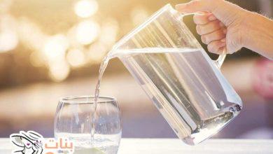 أضرار قلة شرب الماء على الصحة