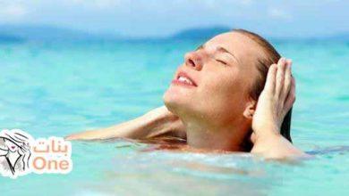 تعرفي على فوائد ماء البحر للجسم والبشرة