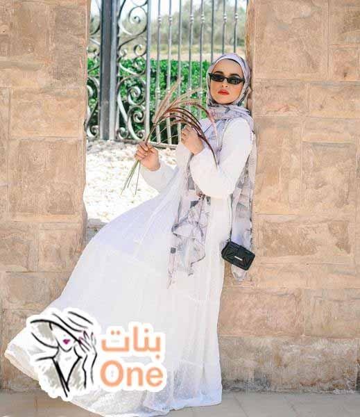 اجمل فستان سواريه من صيحات موضة فساتين 2021