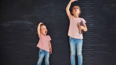 أفضل طرق لزيادة الطول عند الأطفال