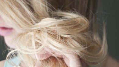 طريقة تفتيح الشعر بالصبغة