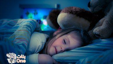 5 أشياء تضبط ساعة نوم طفلك