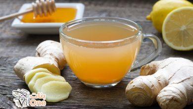 كيفية تحضير الزنجبيل مع الليمون