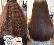 أضرار الكيراتين المعالج على الشعر