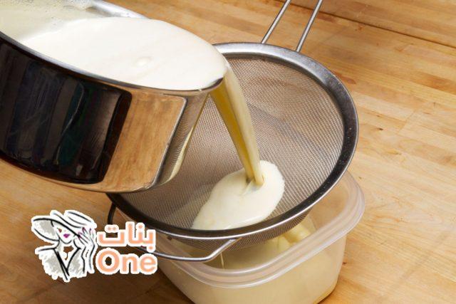 طريقة طبخ كريمة الطبخ