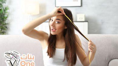 3 وصفات لزيادة طول الشعر