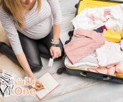 محتويات حقيبة الولادة في الشتاء
